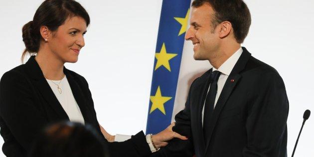 Macron – a Feminist?