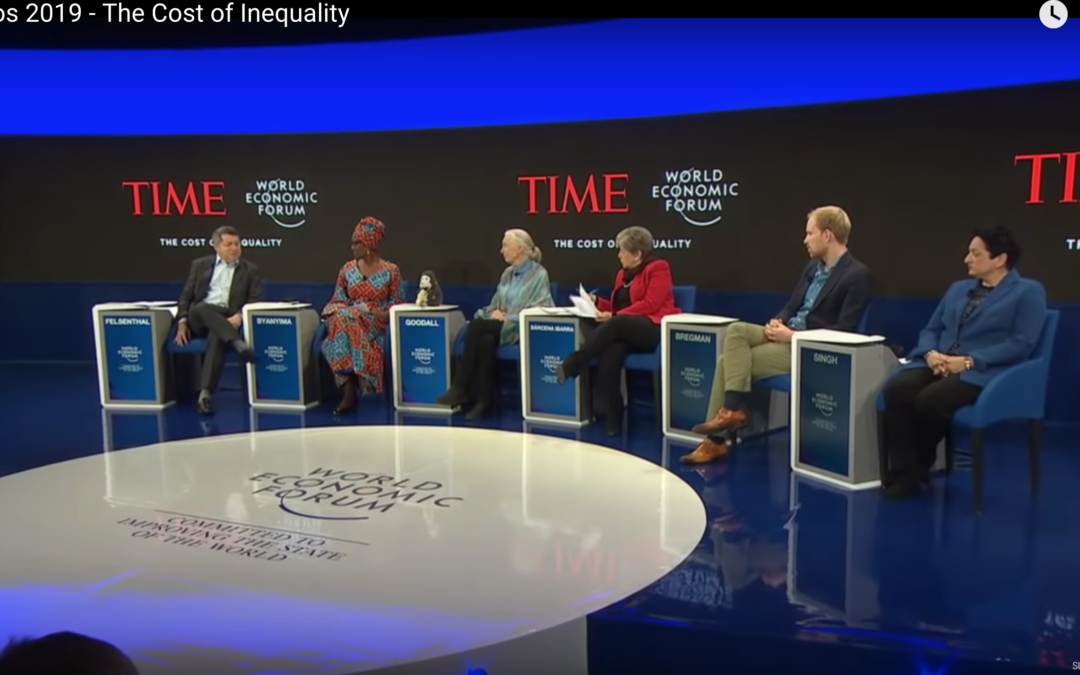 Is Davos the Gold Standard of Panel Discussions?
